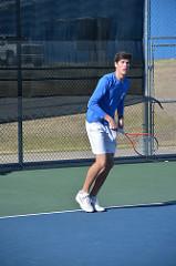 Varsity Tennis Tournament
