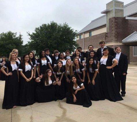 CHS Choir wins Sweepstakes at UIL