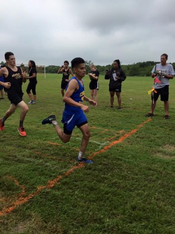 Cross Country is one hill of a sport