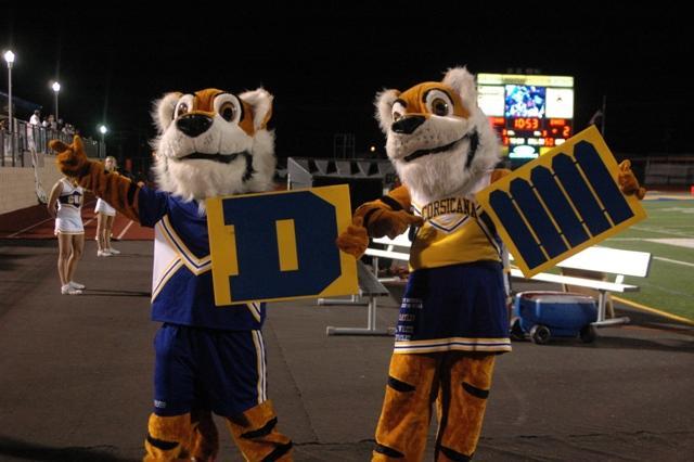 CHS mascots