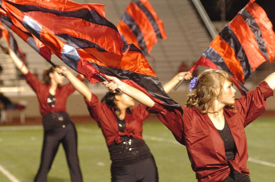 CHS Color Guard