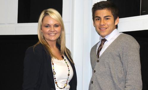 Cassidy Jock & Alan Acevas