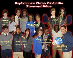 Sophomore class favs
