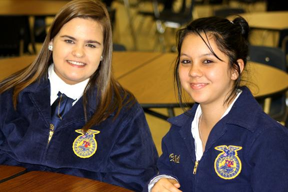 FFA Officer Elections