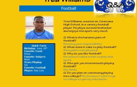 Trea Williams