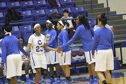 Lady Tigers look to rally