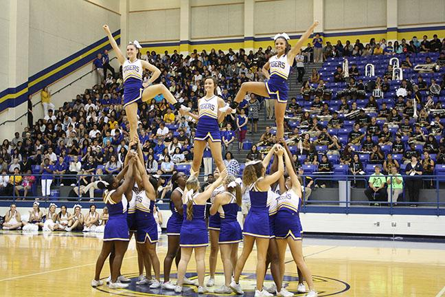 Cheer Tryouts Announced