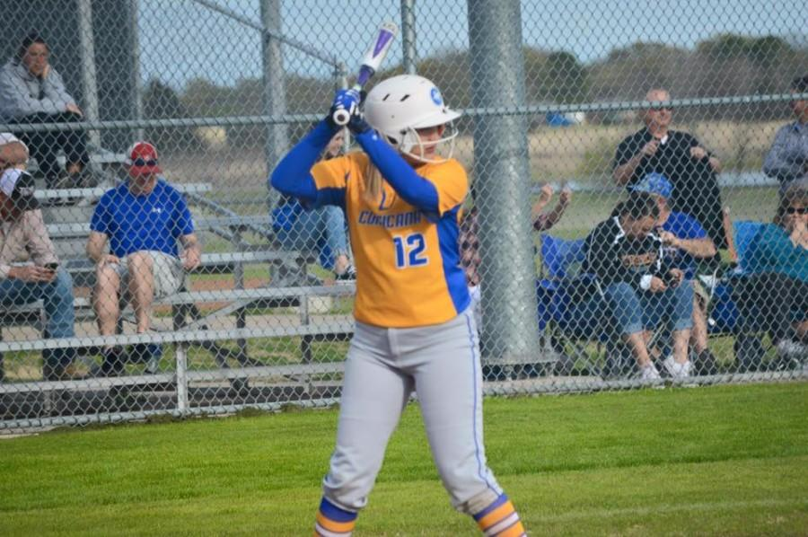 The Corsicana Tigers Varsity top Jacksonville behind Lexi Whites 4 hits, 18-7