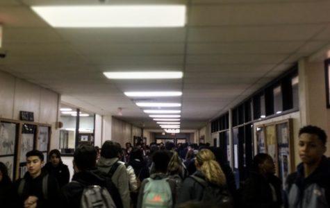 Hallway Traffic