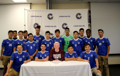 JT's Soccer Signing