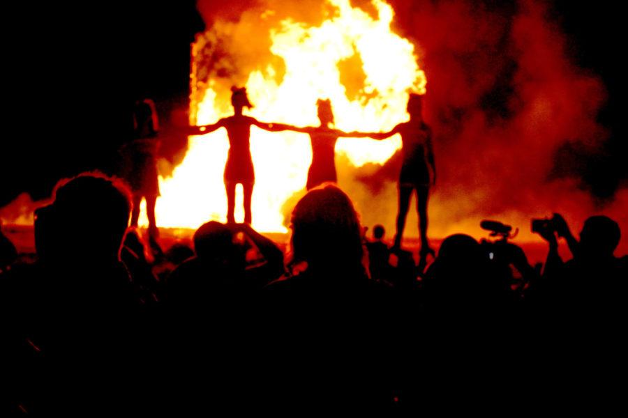 HOCO Bonfire